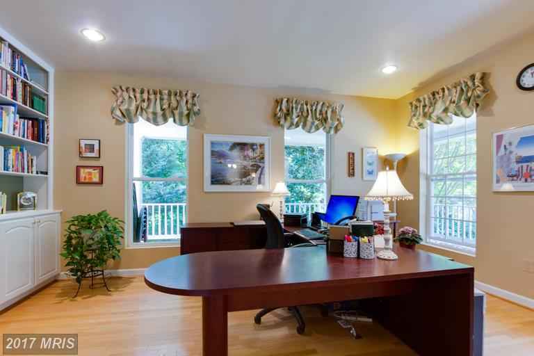 12712 Melville Lane, Fairfax, VA - Office or Library