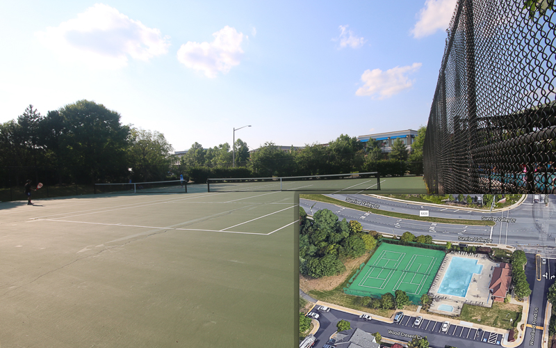 12943 Wood Crescent Circle, Herndon - Tennis Courts