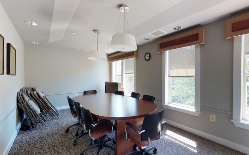 ParcReston Condo Meeting Room