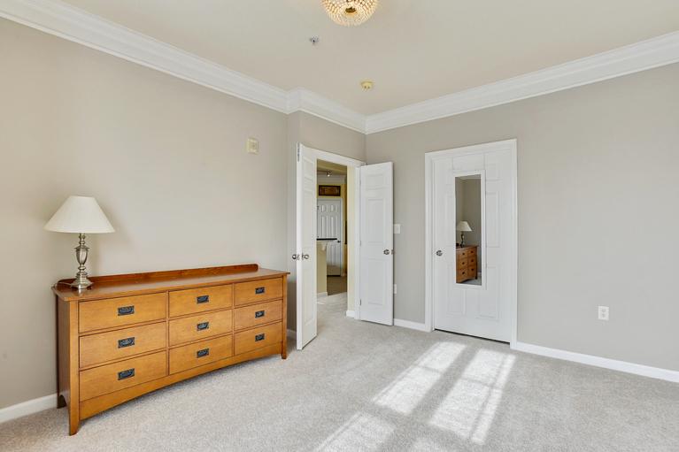 507 Sunset View  Ter. SE #203 Leesburg, VA - Master Bedroom