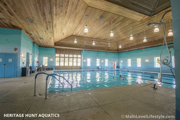 Heritage Hunt Aquatics and Fitness Center