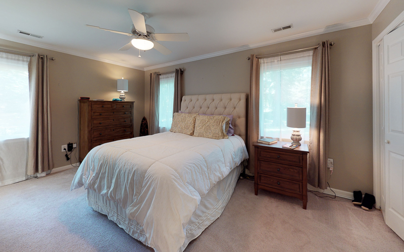 7712 Frances Drive, Alexandria  - Bedroom 1