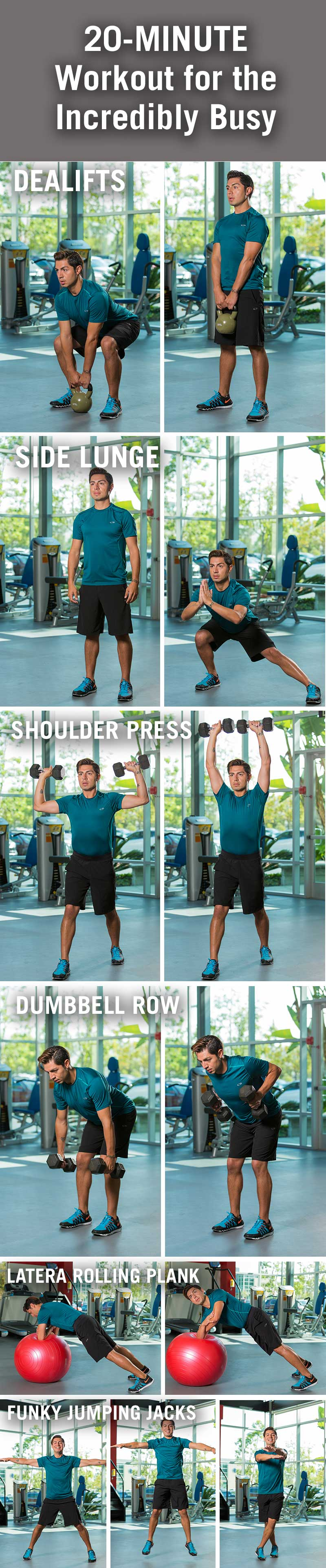 20-Minute Workout