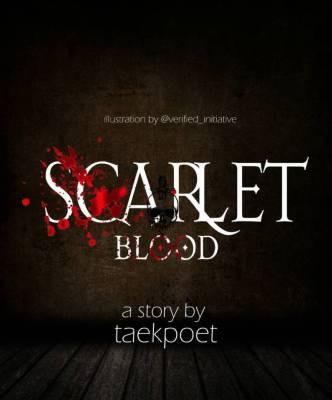 Scarlet Blood, Short Story by Mahmud Sufiyan