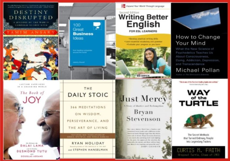 '100 Great Business Ideas', 'Just Mercy: A story of Justice and Redemption' & 6 Other Books For Free Download This Week