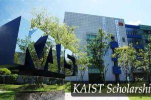 2020 Korean KAIST International Student Scholarship | Fully Funded