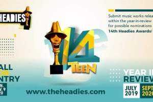 14th Headies Award