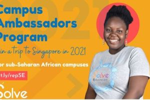 Solve Education Campus Ambassador Program