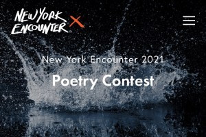 New York Encounter Poetry contest