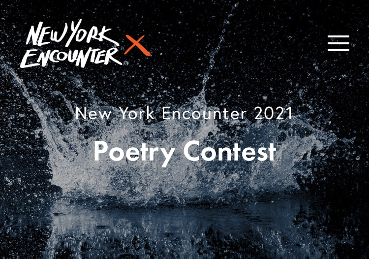 New York Encounter Poetry contest
