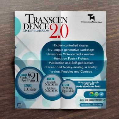 Transcendence Masterclass 2.0