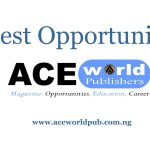 Latest Opportunities/ACEworld Publishers