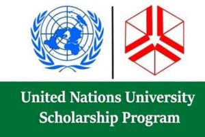 2021 United Nations University Scholarship Programme