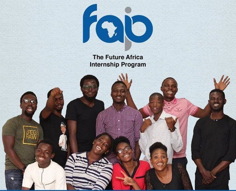 The Future Africa Internship Program 2021