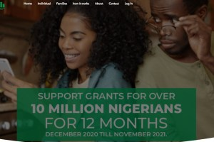 Application for Support Grants Nigeria 2021 (N20,000 Monthly) - Our Stand