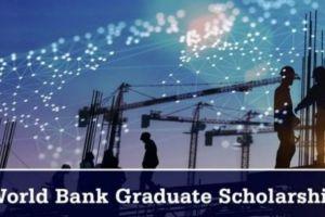 2021 World Bank Graduate Scholarship Program