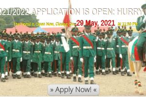 Application For Admission into Nigerian Military School 2021/2022 Academic Session