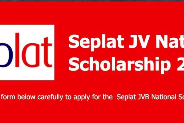 Seplat JV National Undergraduate Scholarship Scheme for 2021/2022 Academic Year