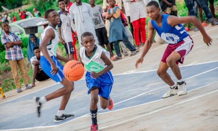 14 young Nigerian basketballers wins N123 million U.S scholarships