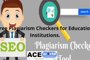 3 Free Plagiarism Checkers for Educational Institutions