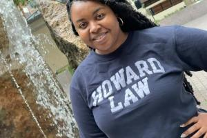 15 years after Expulsion from High School, Alexis is Graduating from Howard Law