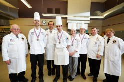 StudentChefofTheYearCompetitors