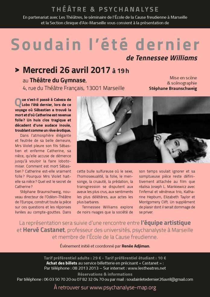 26 avril 2017, Le Gymnase, Marseille