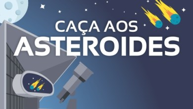 Photo of Curso de Caça aos Asteroides nas Naves