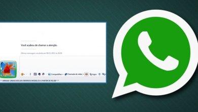 Photo of WhatsApp copia o MSN e vai inserir o botão de chamar a atenção