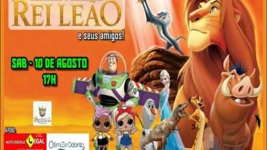 Photo of REI LEÃO EM CAMPO GRANDE!! NÃO PERCAM!!
