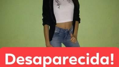 Photo of Jovem moradora de Campo Grande sai de casa deixa um bilhete e a mãe está desesperada.
