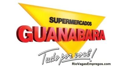 Photo of Supermercados Guanabara vagas p/ Jovem Aprendiz – Sem experiência – Oportunidade de Primeiro emprego – Rio de janeiro