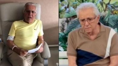 Photo of Médico revela o estado de saúde de Carlos Alberto de Nóbrega