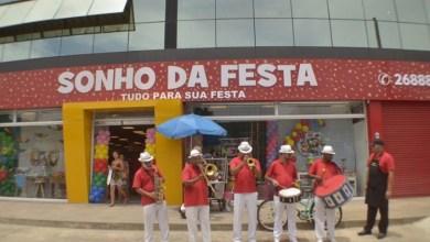 "Photo of Loja ""Sonho da festa"" chega em Itaguaí"