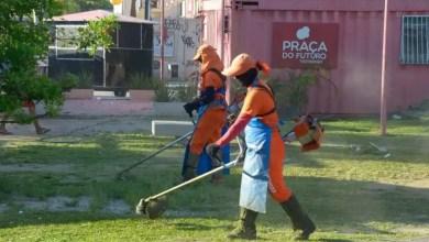 Photo of Comerciantes da zona oeste elogiam mutirões da Comlurb : 'Mais limpeza, mais segurança, mais fregueses'