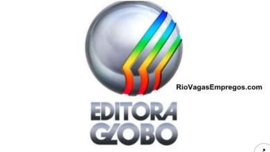Photo of Editora Globo vagas para Jovem Aprendiz – com e Sem experiencia – trabalhar na parte da manhã ou tarde – Rio de janeiro