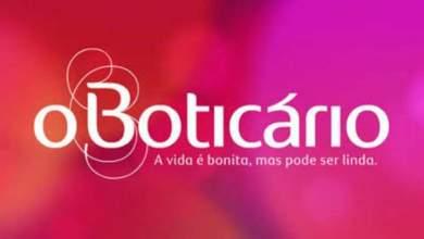 Photo of Grupo O Boticário vagas para Estoquista, Operador Caixa, Fiscal de Loja – com e Sem experiência – Rio de janeiro