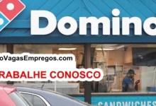 Photo of Domino's Pizza está com vagas de empregos abertas – Diversas áreas – com e Sem experiência – Rio de janeiro