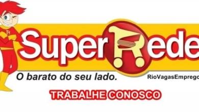 Photo of Supermercados Super Rede está aceitando Curriculos para vagas de empregos – Rio de Janeiro – Entre em nosso Site para ver como se Candidatar