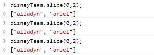 5 minut JS: slice vs. splice - Ach te Internety