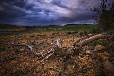 Dryaustralianresevoir