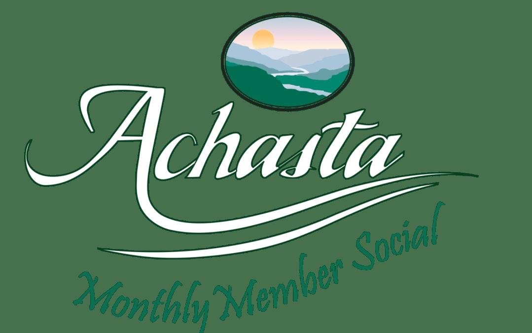Achasta Member Social – January 2016