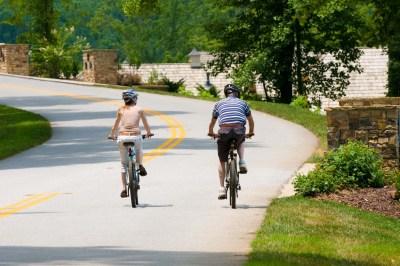 Cycling at Achasta
