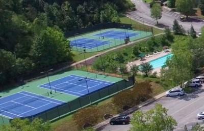 Four Courts at Achasta
