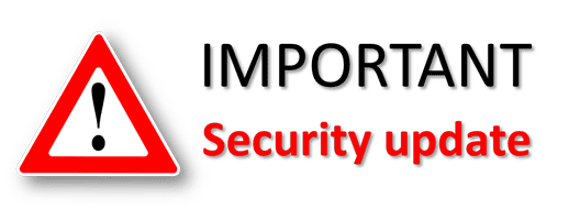 Achasta Security Update