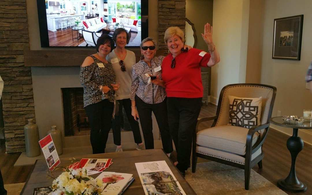 A Great Model Home Launch at Achasta