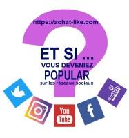 Boostez votre notoriété sur les réseaux sociaux