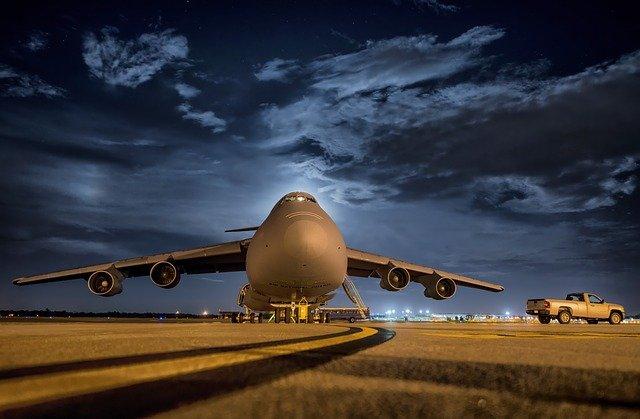 transport par air