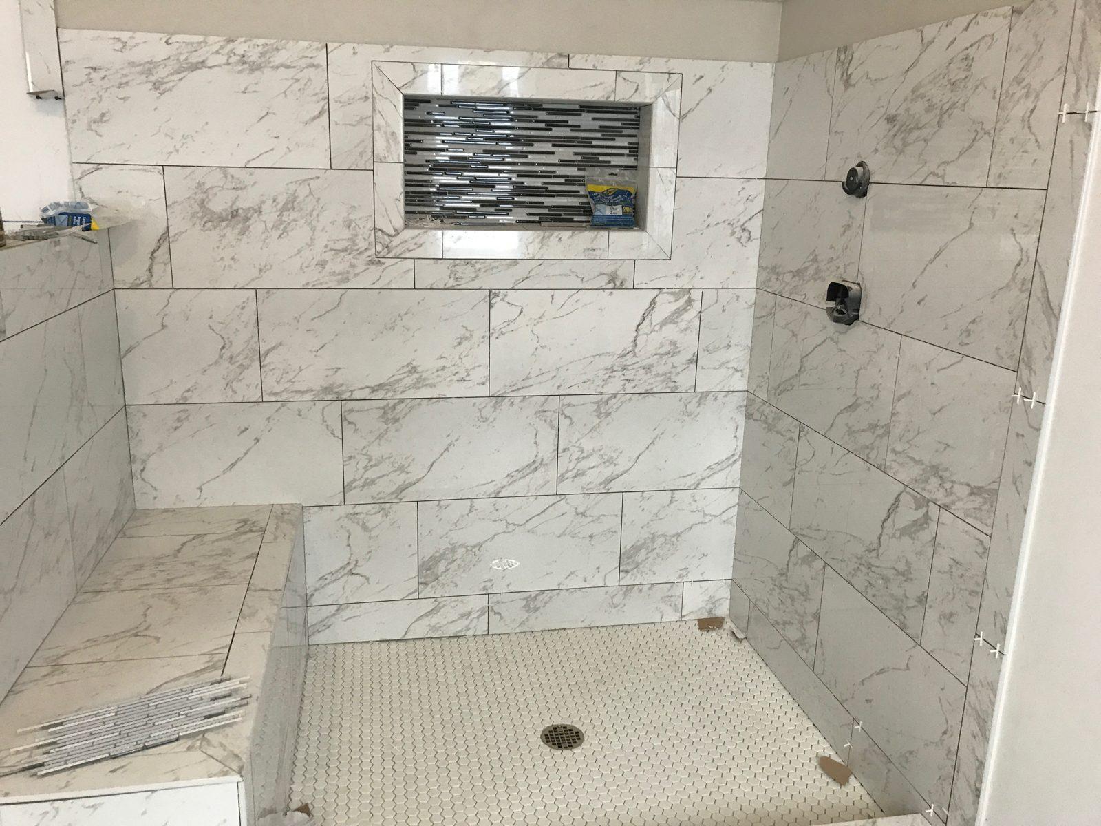Bathroom Virtual Designer Tile