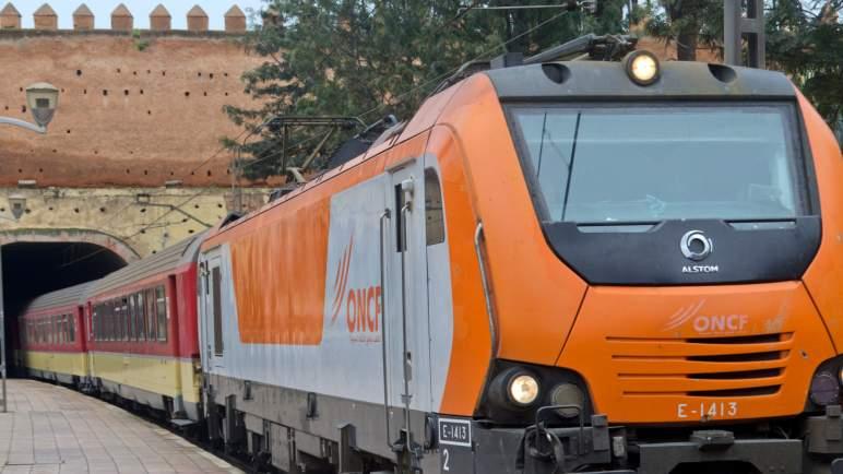 """ارتفاع رقم معاملات مكتب """"السكك الحديدية"""" ب 11 في المائة خلال النصف الأول من العام"""